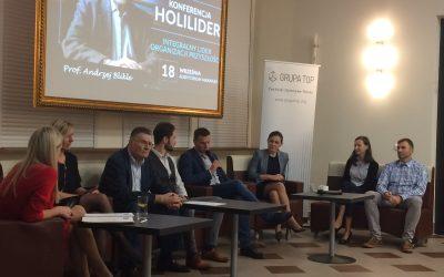 Pierwsza konferencja Holilider za nami
