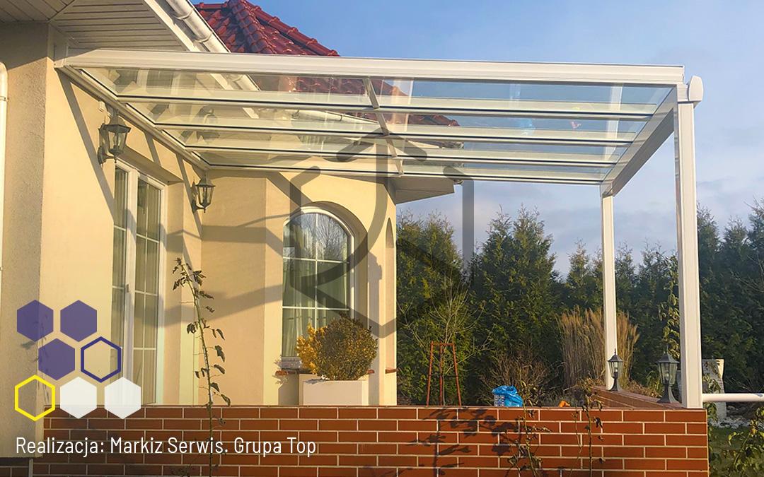 Jak stworzyć całoroczną przestrzeń dzięki pergoli TOP Glass  –  realizacja firmy Markiz Serwis